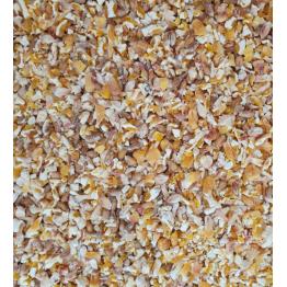 blé mais cassé pour poule